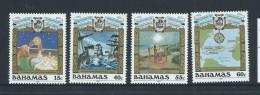 Bahamas 1991 Columbus Americas Discovery IV Set 4 MNH - Bahamas (1973-...)