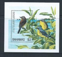 Bahamas 1995 Environment III Bird Miniature Sheet MNH - Bahamas (1973-...)