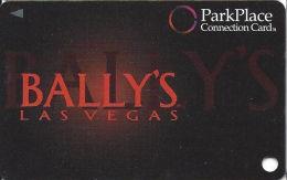 Bally´s Casino Las Vegas, NV - ParkPlace Connection Card  (BLANK) - Casino Cards