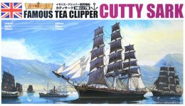Cutty Sark 1/350 ( Aoshima ) - Boats