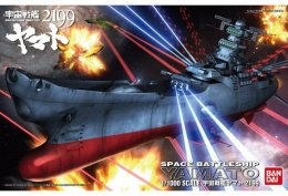 Space Battleship Yamato 1/1000 ( Bandai ) - SF & Robots