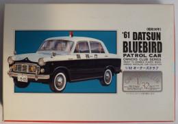 '61 Datsun Bluebird Patrol Car 1/32  ( ARII ) - Cars