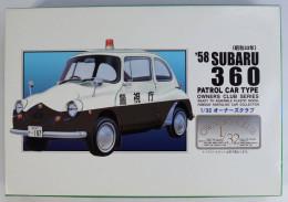 '58 Subaru 360 Patrol Car 1/32 ( ARII ) - Cars