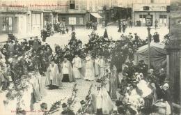 29 Quimper, La Procession Des Rameaux, éd Anglaret 325 - Quimper