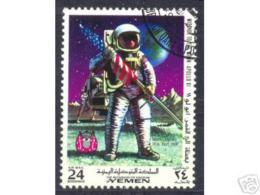 Jemen / Kingdom Of Yemen: 'Apollo-11 In Space, 1969', Mi. 798 A Oo - Space