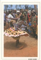 Afrique : Benin - Danse Traditionnelle Du Bénin (Etienne Mangbo Photographe Images De Chez Nous) Neuve - Benin
