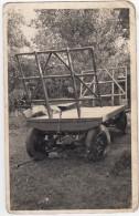 CHARETTE / AGRICULTURAL CART / BOERENKAR / CARRO AGRICOLO (REAL PHOTO - 1939) - Landbouw