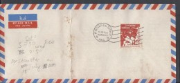 Pakistan Airmail 1960 Map & Embelem International Chamber-of-Commerce Commonwealth Postal History Cover