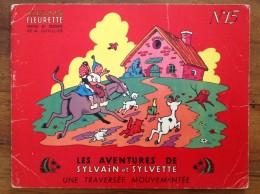 SYLVAIN ET SYLVETTE N°15 Années 50-60 - Sylvain Et Sylvette