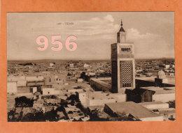 CPA * * TUNIS * * Vue Générale - Tunisie