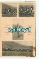 Br - MONTENEGRO - SERBIE - TURQUIE - GUERRE BALKANIQUE 1912-12 - Prisonniers Turs - RARE - Montenegro