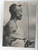 AFRIQUE HOMME AVEC SCARIFICATION AU BRAS PHOTO ANNEES 50 - Afrique
