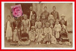 ASIE - SINGAPORE  -  Group Of Natives - Singapour