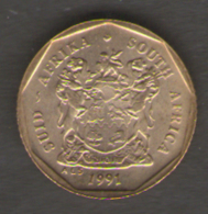 SUD AFRICA 10 CENTS 1991 - Sud Africa