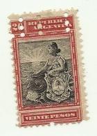 1899 - Argentina 130 Simboli C4243 *, - Nuovi