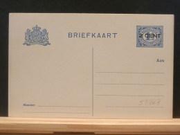 59/667   BRIEFKAART  XX - Postal Stationery