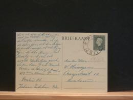 59/652  BRIEFKAART  AFGEST. - Postal Stationery