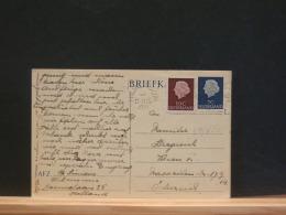 59/650  BRIEFKAART  NAAR WENEN - Postal Stationery
