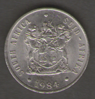 SUD AFRICA 20 CENTS 1984 - Sud Africa