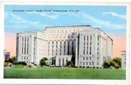 Jefferson County Court House - Birmingham - ALABAMA  ( AmerIque ) - Etats-Unis