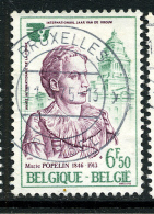 Belgique COB 1776 ° Bruxelles - Belgique