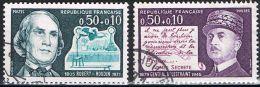 FRANCE : N° 1689 Et 1690 Oblitérés (Personnages Célèbres) - PRIX FIXE - - France