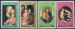 Montserrat 296/299 ** MNH. 1973 - Montserrat