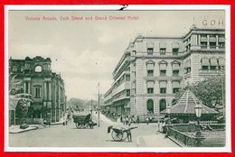 ASIE - CEYLON  - SRI LANKA - Victoria Arcade , York Street And .... - Yémen