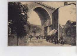 TARARE - Fête Des Mousselines - 6 Et 7 Août 1911 - Courses De Chevaux - Route De Paris - Très Bon état - Tarare
