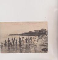 (R3) LOIRE ATLANTIQUE ,LE POULIGUEN ,  Les Baigneurs De La Pointe De PEN CHATEAU - Le Pouliguen