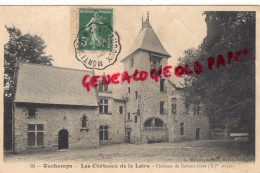 41 - OUCHAMPS - CHATEAU DE SAVONNIERES  1908 - France