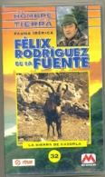 19-lvhs5. Película VHS. El Hombre Y La Tierra. La Sierra De Cazorla - Videocasette VHS