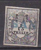 PGL CZ047 - OLDENBOURG Yv N°3 - Oldenburg