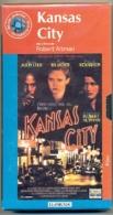 19-lvhs7. Película VHS. Kansas City. Robert Altman - Videocasette VHS