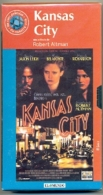 19-lvhs7. Película VHS. Kansas City. Robert Altman - Video Tapes (VHS)