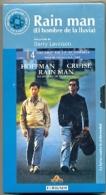 19-lvhs8. Película VHS. Rain Man. Barry Levinson - Videocesettes VHS