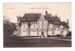 76 Yport Le Chateau Des Hogues , Carte Non Voyagée - Yport
