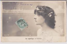 ILLUSTRATEUR H. MANUEL : ECRITE DE L'ILE D'YEU EN 1907 - 2 SCANS - - Ile D'Yeu