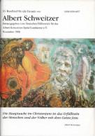 Albert SCHWEITZER Rundbrief Nr. 83 November 1996 Revue Périodique Du Deutschen Hilfsverein - Biographies & Mémoires