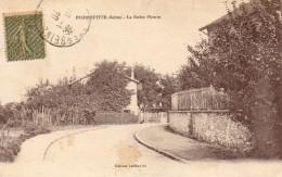 CPA PIERREFITTE - LA BUTTE PINSON - Pierrefitte Sur Seine