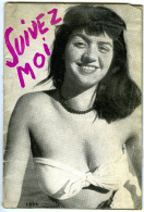 SUIVEZ-MOI Magazine érotique - 1953 - 64 Pages - Collections