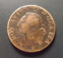 DEMI SOL A L'ÉCU  LOUIS XVI  1781 - 987-1789 Royal
