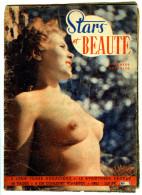 STARS Et BEAUTE N°1 Magazine érotique - Vers 1950 - Collections