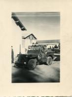 AUTOMOBILE(MILITAIRE) PHOTO - Cartes Postales