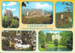 Luxemburg/Luxembourg, Beaufort, Chateaux, 5-luik, Ca. 1980 - Echternach