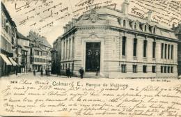 COLMAR(BANQUE DE MULHOUSE) - Banques