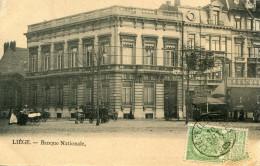 LIEGE(BANQUE) - Banques
