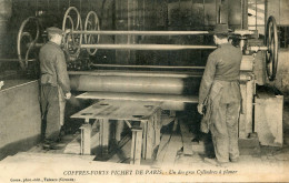 BANQUE(COFFRE FORT FICHET) - Banques
