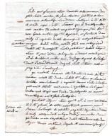 François UTEAU (1793-1825) Maire De PETIT SAINT-MARTIN Et Jean MAILLOU De LAMOTTE-LANDERRON.18 PRAIRIAL AN 11 - Documents Historiques
