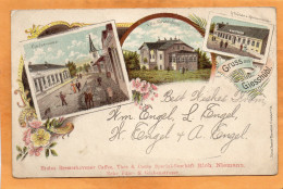 Gruss Aus Giesshubl 1898 Postcard - Altri